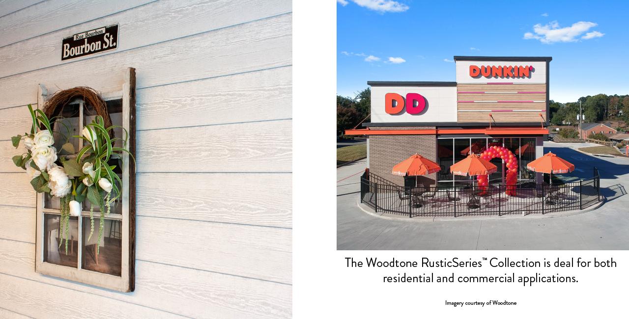 Weyerheauser branded content woodtone