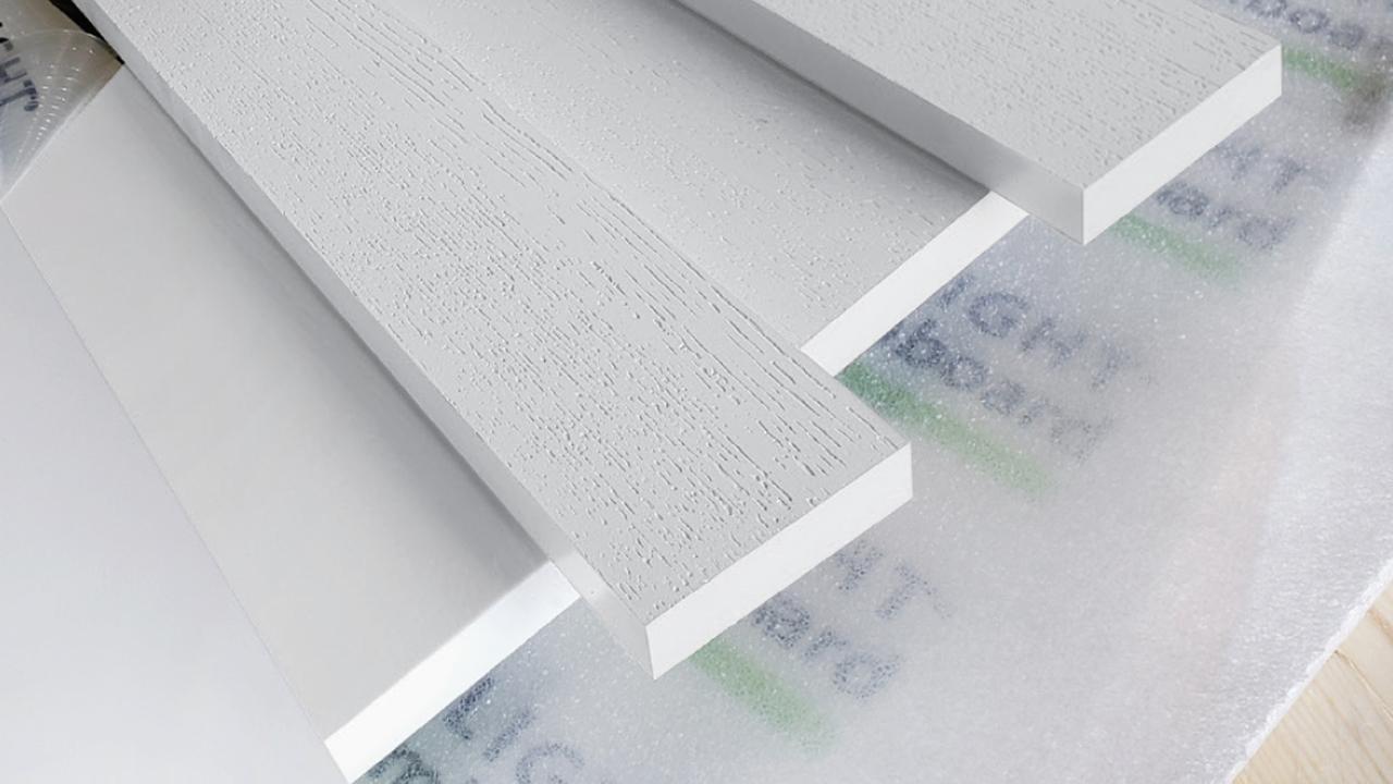 Palram Trimboard boards on pallet 1280x720