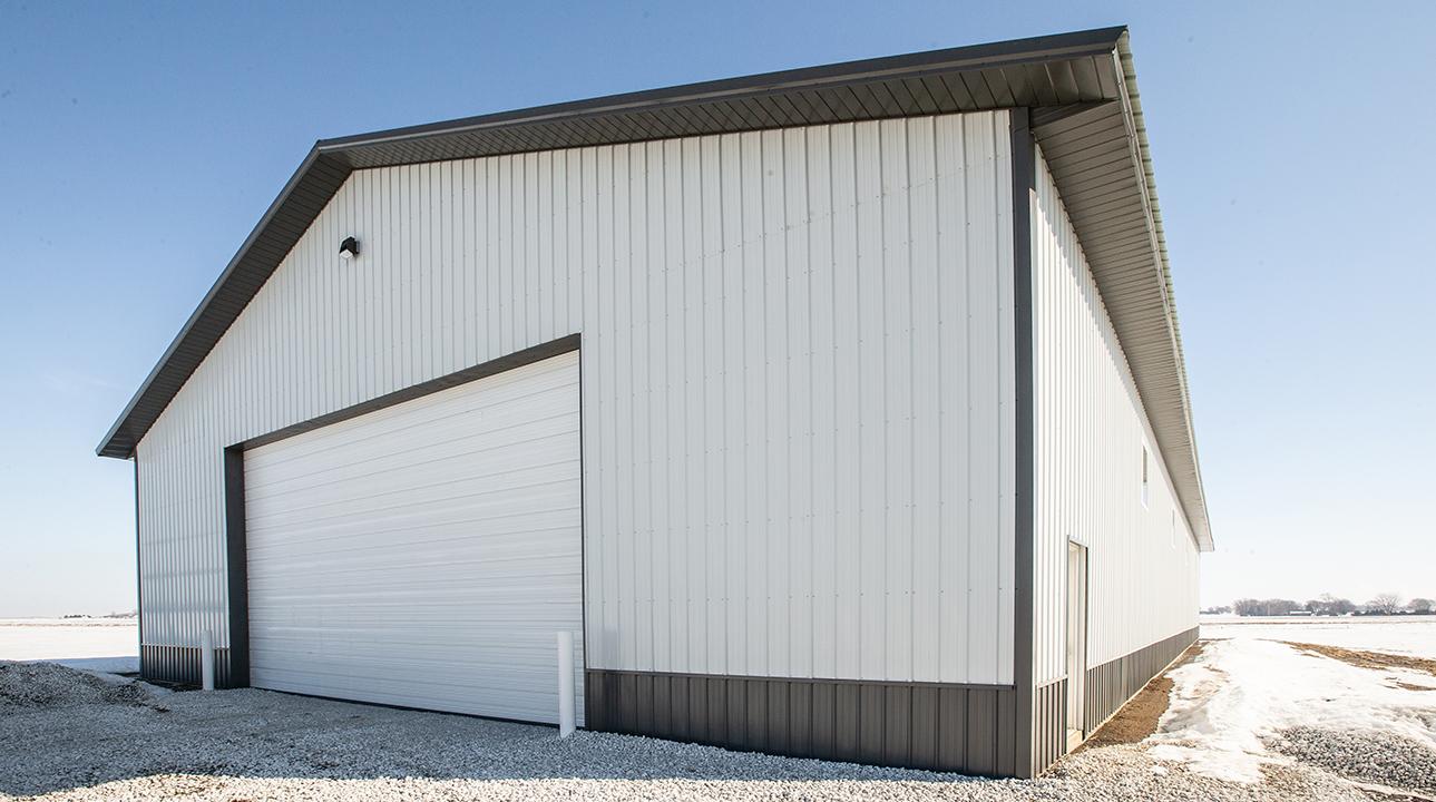American Building Components metal panels