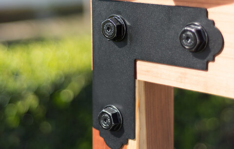 Simpson Strong-Tie Outdoor Accents collection.
