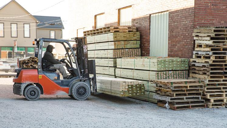 Krempp Lumber
