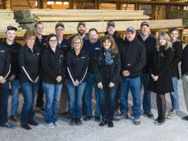 Krempp Lumber Dealer of the Year