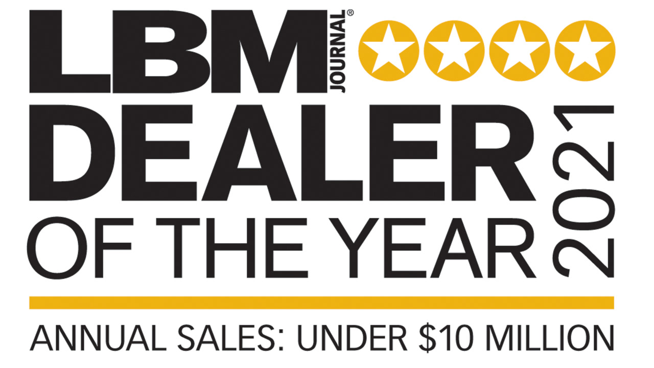 LBM Journal Dealer of the Year 2021 Krempp Lumber