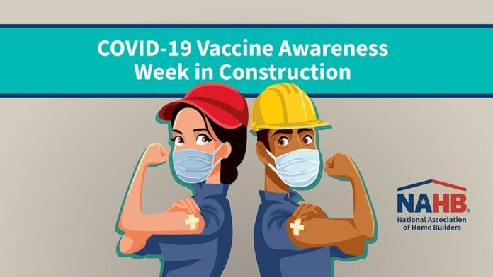 NAHB vaccine awareness