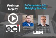 eCommerce 201 - Bridging the Gap