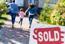 home sold housing home prices