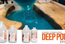 DeckWise Deep Pour Epoxy