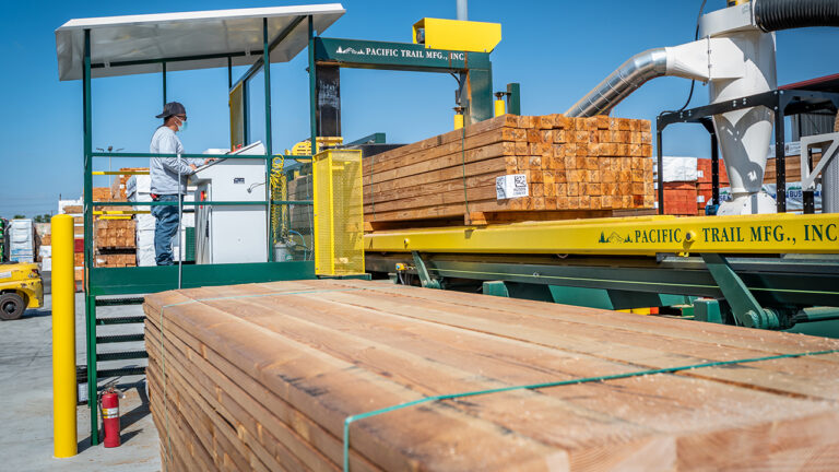 Simpson Strong-Tie Ganahl Lumber