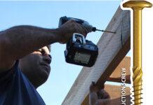 U2 Fasteners Construction Screw