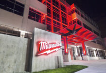 Milwaukee Tool new building