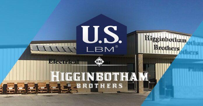 US LBM Higginbotham