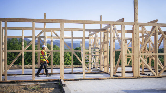 Housing starts new home construction