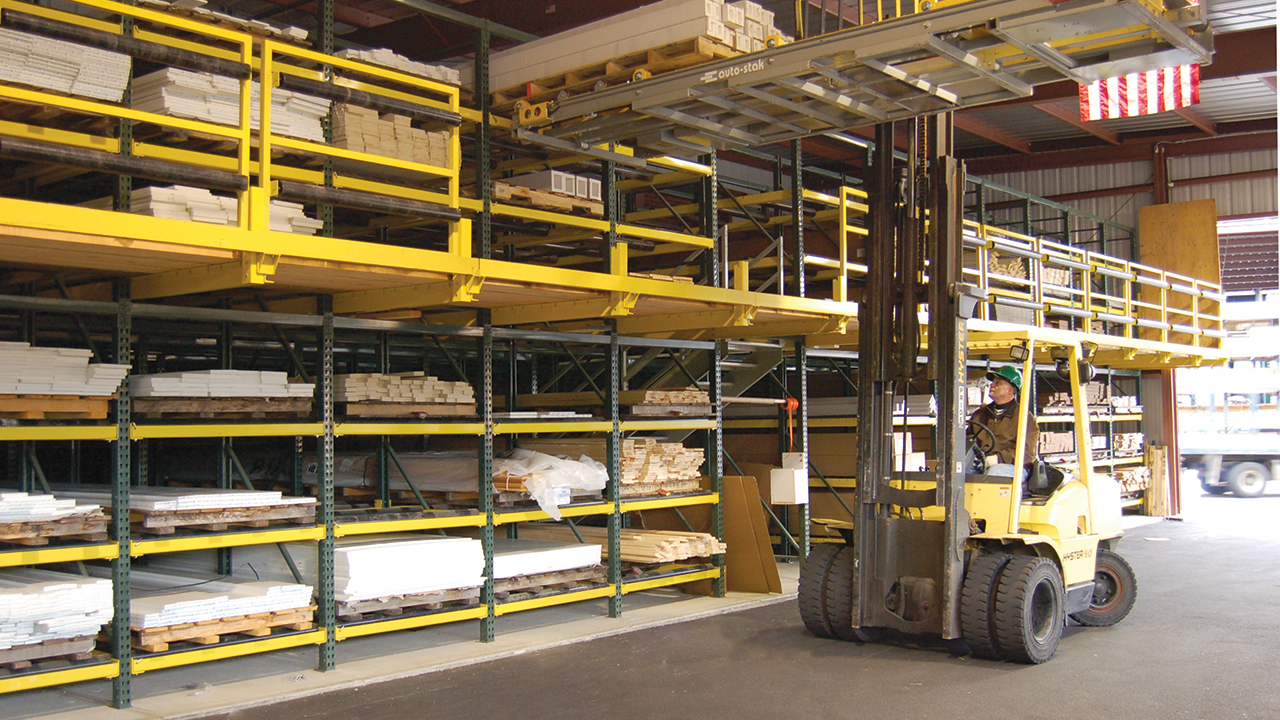 material handling inventory management