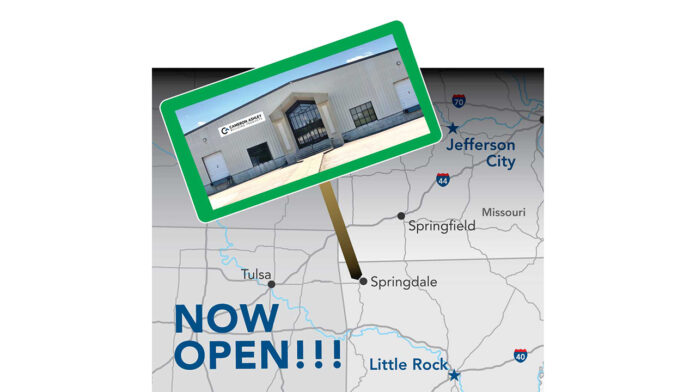 Cameron Ashley opens new distribution center