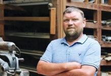 Eskridge Lumber Tuff Stephenson