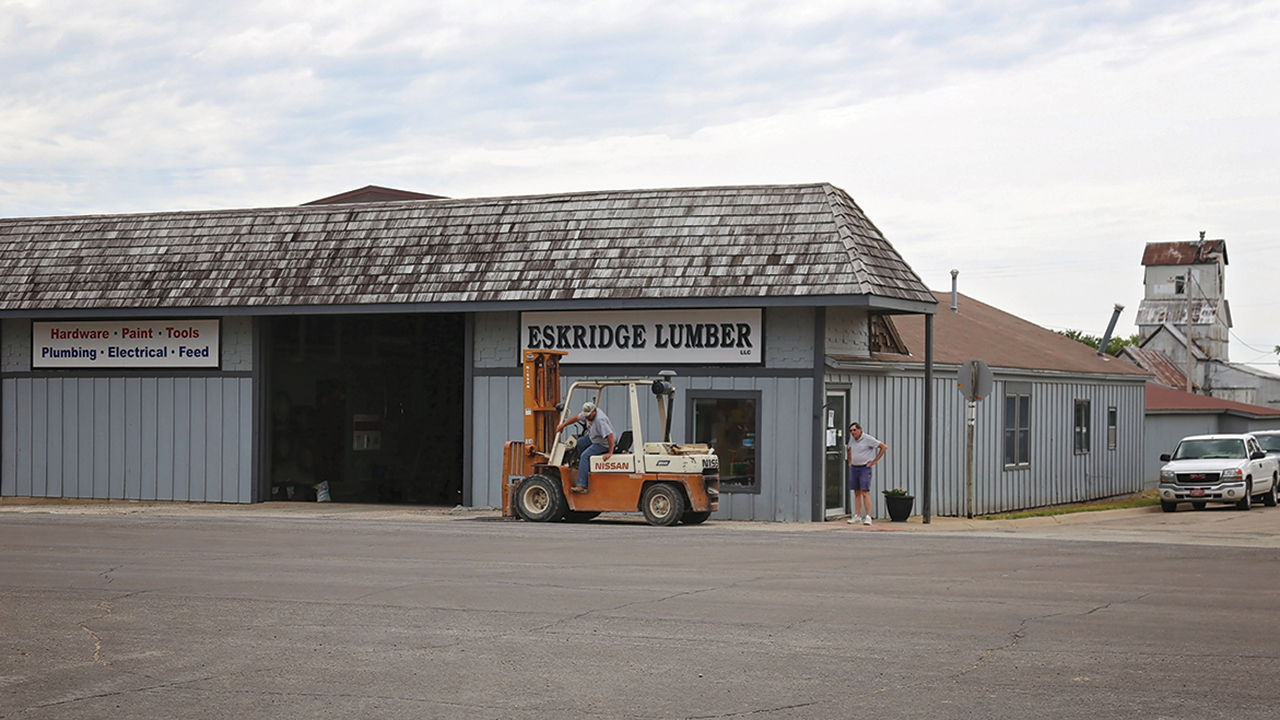 Eskridge Lumber