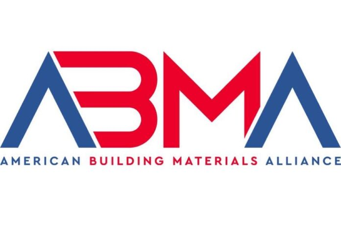 American Building Materials Alliance logo