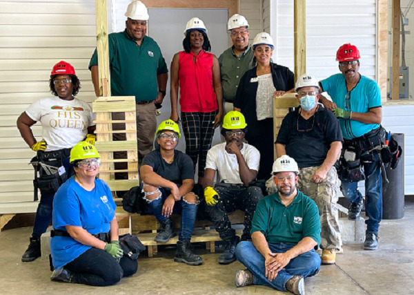 Build Strong Academy, construction careers,