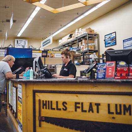 Hills Flat Lumber