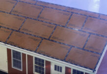 Huber sealed roof decks ZIP system