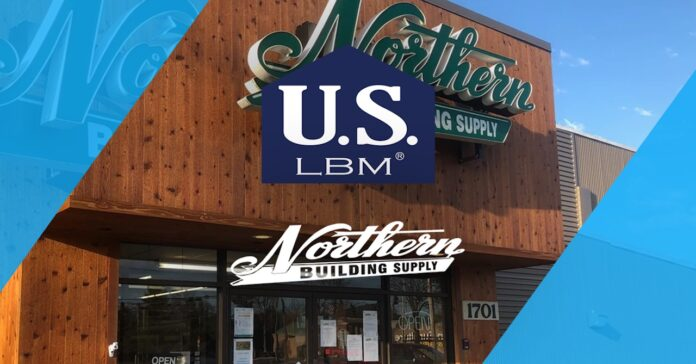 US LBM Northern Building Supply