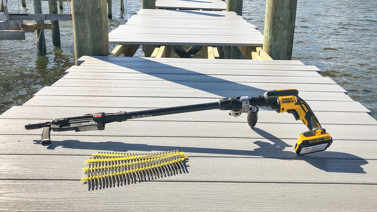 Fasteners Simpson Strong-Tie QuikDrive